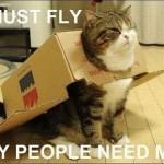 My People Need Me
